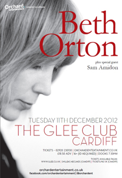 11th December 2012 - Glee Club, Cardiff